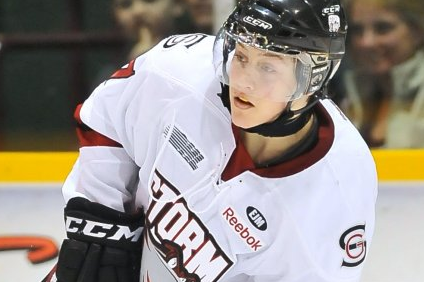 Hard-Hitting Tyler Bertuzzi Shines at Development Camp