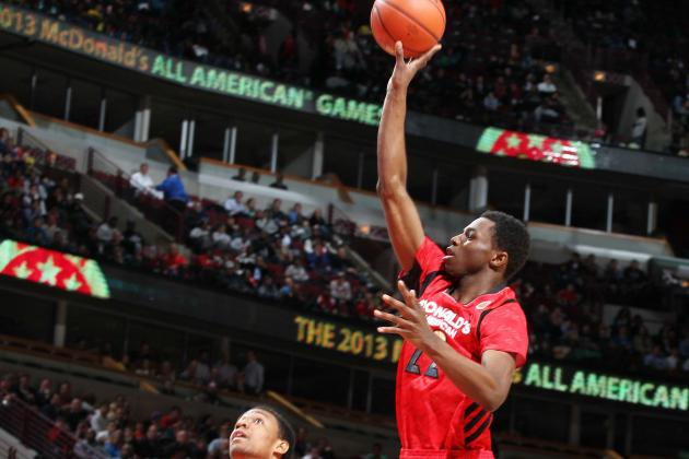 Breaking Down What Makes Andrew Wiggins a Franchise-Changing NBA Draft Prospect