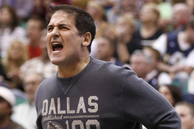 Mark Cuban: Dallas Owner Thinks Mavericks Better Off Without Dwight Howard