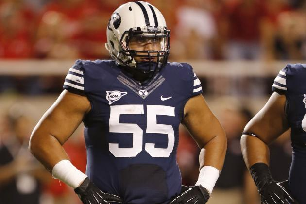 Manumaleuna, Kaufusi Expected to Lead D-Line