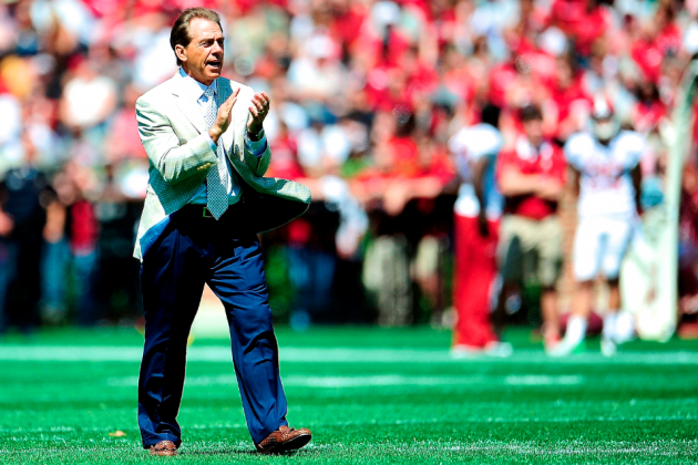 Alabama Gets the Media Days Curse, Picked to Win SEC Championship