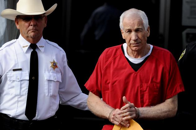 Penn State and Jerry Sandusky Victims Reportedly Agree on Settlement