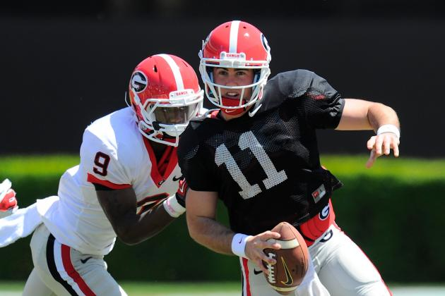 Video: Aaron Murray on Georgia's Brutal First Month