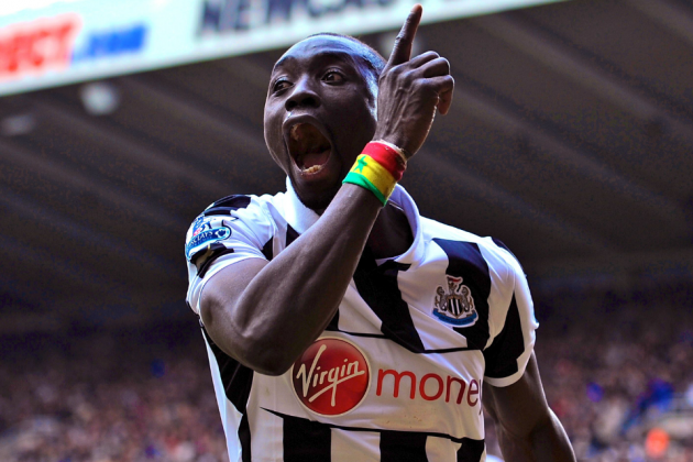Should Newcastle United Sell Papiss Cisse for Refusing to Wear Wonga?