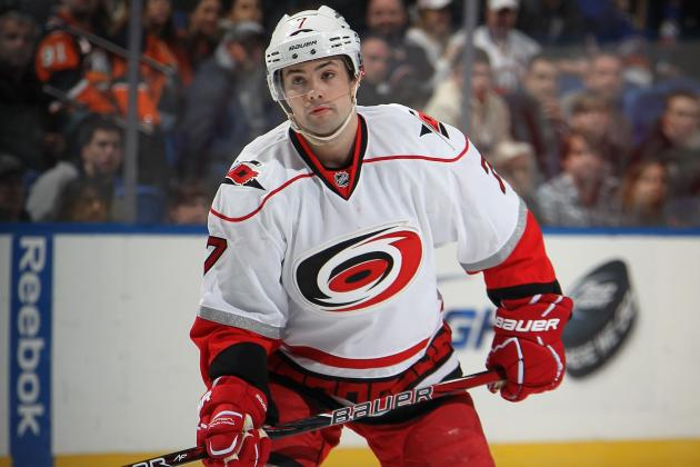 Ryan Murphy Sets Sights on Carolina Hurricanes' Blue Line