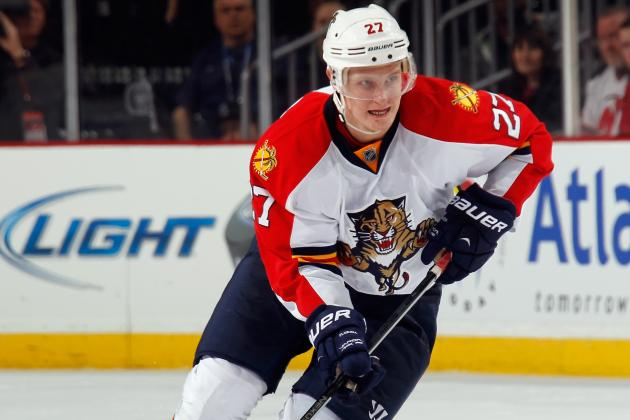 Stream of High Draft Picks Ready to Help Florida Panthers