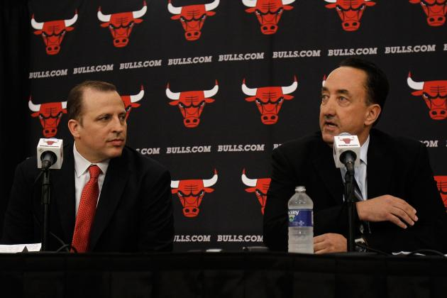Bulls Basketball: Dismal Thibodeau-Forman Relationship the Story of the Summer