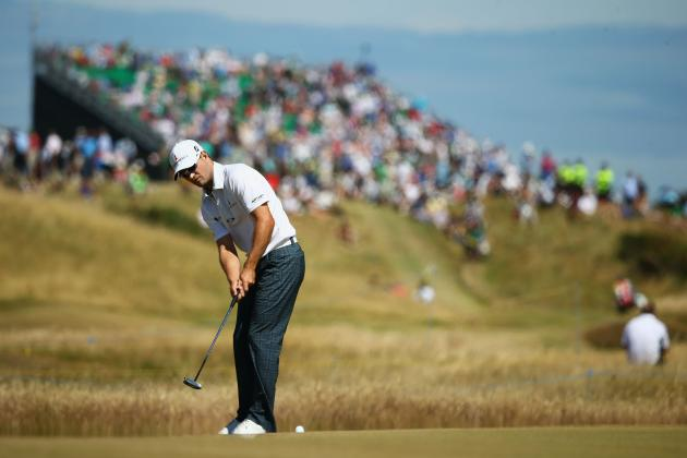 The Open Championship Leaderboard 2013: Most Impressive Early Round 1 Showings