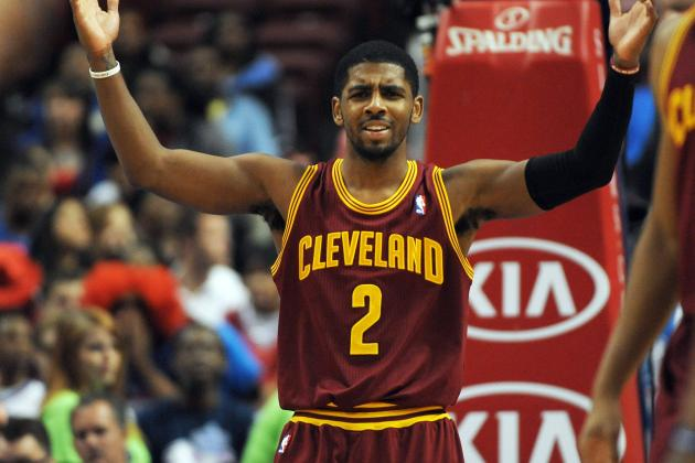 Kyrie Irving Denies Rumor of Wanting to Leave Cavs