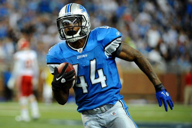 What's Next for Jahvid Best After Release from Detroit Lions?