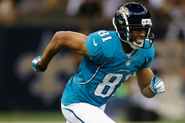 Former WR Robinson Files Grievance Against Jags