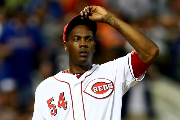Debate: Should Cincy Consider Moving Chapman in a Blockbuster?