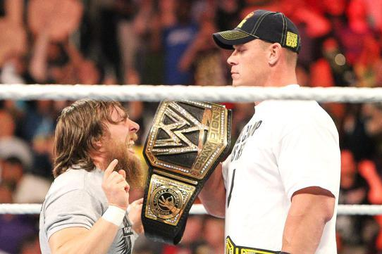 Daniel Bryan Does Deserve a Return to the Main Event Stage