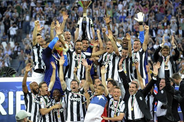 Analyzing Juventus' Chances at 3rd-Straight Serie A Title