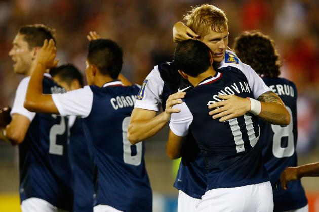 Analyzing the USMNT's Roster Moves Before the 2013 Gold Cup Quarterfinals
