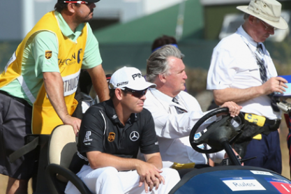 Injury Forces Louis Oosthuizen to Withdraw from Open Championship