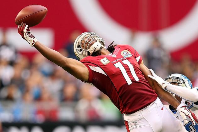 NFL.com: Arizona Cardinals Have 8th-Best Receiving Corps
