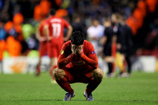 Luis Suarez: Why Liverpool Are Playing with House Money