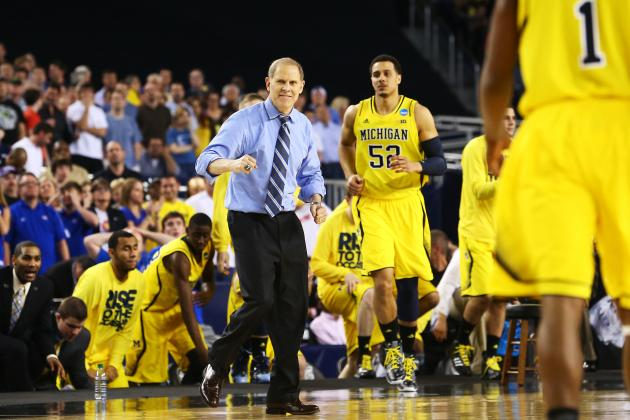 Beilein's Contract Extension Helps Secure Michigan's Future