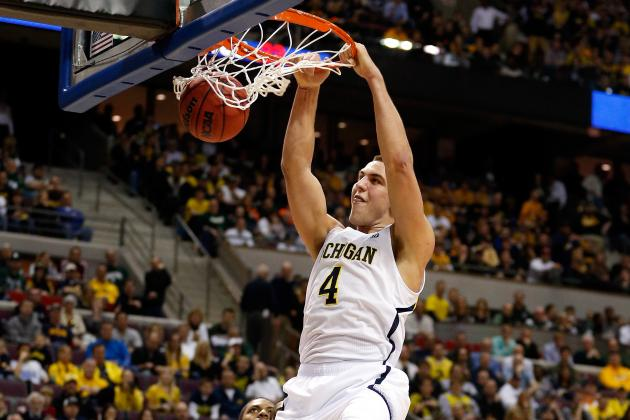 McGary Goes 1-on-1 with LeBron, Develops Outside Shot
