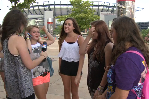 Video: Justin Bieber Fangirls Weigh in on the Age-Old Philadelphia