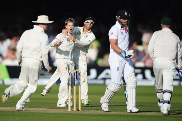 Ashes 2013: Video Highlights from Day 1 at Lord's