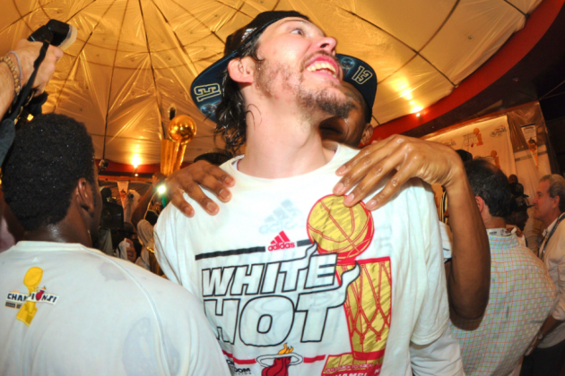 Miami Heat Thank Mike Miller with Full-Page Newspaper Ad