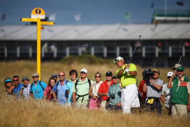 The Open Championship 2013 Schedule: When and Where to Catch Round 2 Action