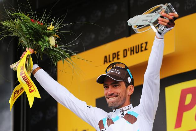 Tour de France 2013 Stage 18 Results: Winner, Leaderboard and Highlights