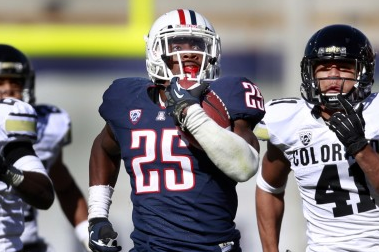 Arizona Wildcats Football: Carey Named to Doak Walker Watch List