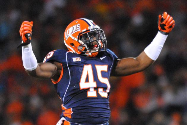 Illinois' Brown Ready to Get Back After It