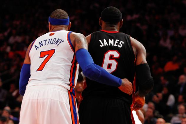 How LeBron James, Carmelo Anthony Joining 2014 Lakers Would Impact Legacies