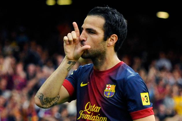 Arsenal Transfer Rumours: Latest Buzz on Cesc Fabregas, Wayne Rooney and More