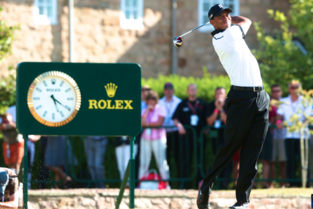 Tiger Woods at British Open 2013: Day 1 Recap and Twitter Reaction