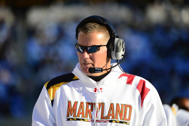 Looking at Local Recruiting - Maryland Football