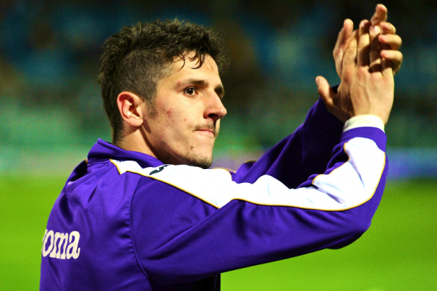 Stevan Jovetic to Manchester City: Blues Agree to Deal for Fiorentina Striker