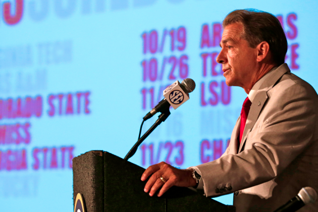 SEC Media Days 2013: Day 3 Takeaways and Interview Highlights