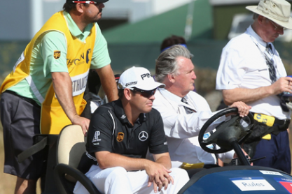 The Open: Louis Oosthuizen and Peter Hanson Pull out During First Round