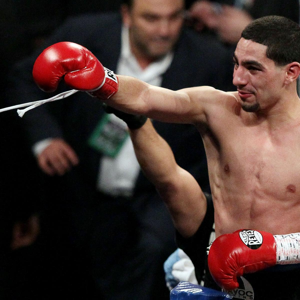 Danny Garcia Vs. Lucas Matthysse Named To Mayweather