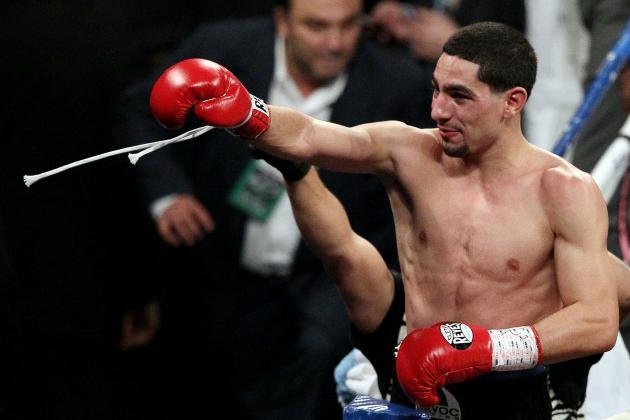 Danny Garcia vs. Lucas Matthysse Named to Mayweather-Alvarez Undercard