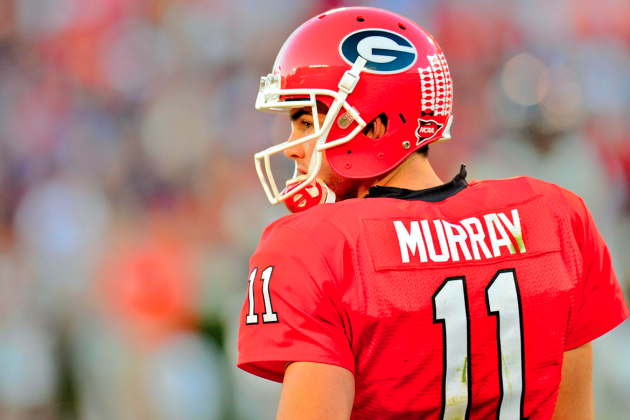 Aaron Murray Responds to Jadeveon Clowney, QB Says He Likes Being Hit