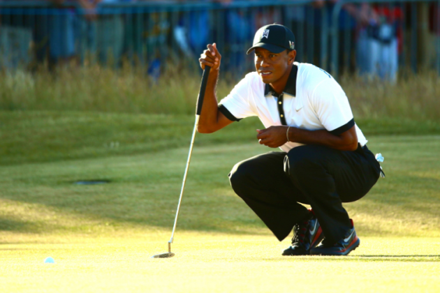 British Open 2013 Tee Times: Pairings and Predictions for Friday