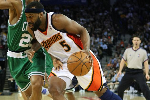Baron Davis Targeting a Return to the NBA Next Season