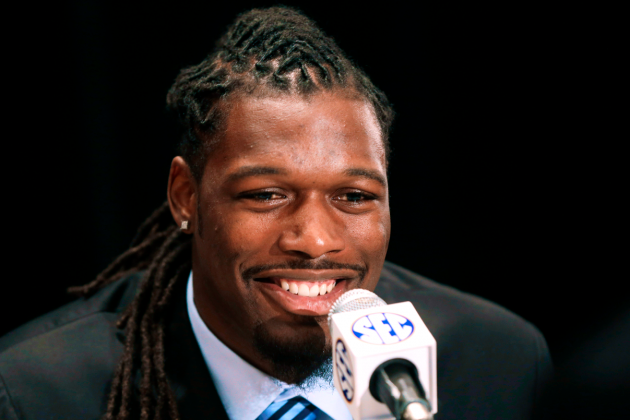 Jadeveon Clowney Not Voted First-Team All-SEC by 20 SEC Media Members