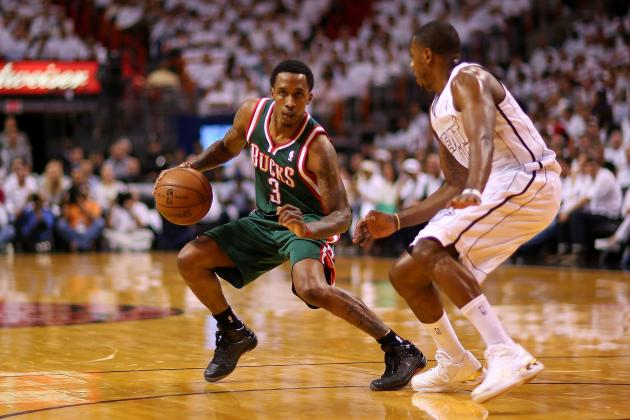 Is Brandon Jennings' Best Bet to Hit Free Agency Again During 2014 Offseason?