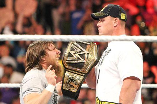John Cena, Daniel Bryan and Latest WWE News and Rumors from Ring Rust Radio