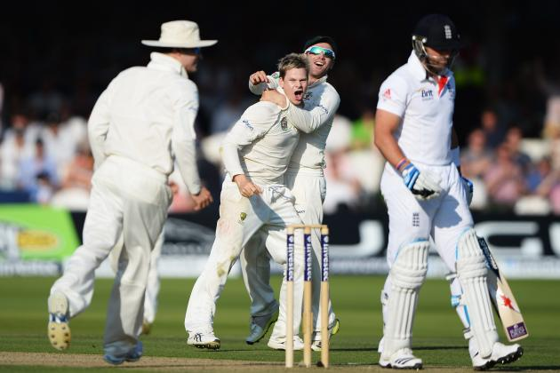 Ashes 2013: England's Frailties Are Exposed Once Again