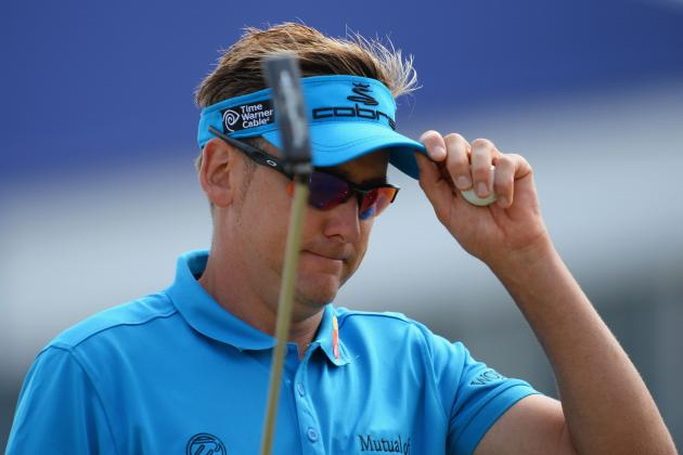 Poulter: I'm Not Obsessed with Winning a Major