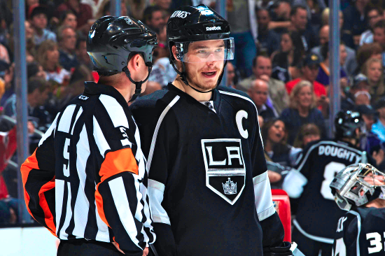 Dustin Brown Extension: Kings Solidify Stanley Cup Core by Locking Up Captain