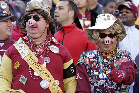 A Redskins' Fans Guide to Richmond